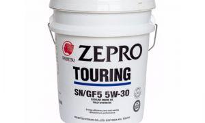 Обзор моторного масла Idemitsu zepro touring 5w30