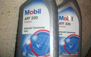 Масло Мобил ATF 320