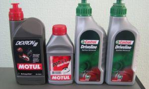 Как поменять масло в КПП 2107