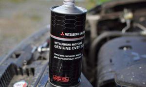 Mitsubishi Outlander XL: правильная замена масла в вариаторе
