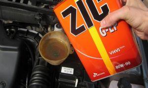 Правильная замена масла в КПП 2109