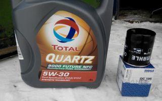 Обзор моторного масла Total Quartz 9000 5w30