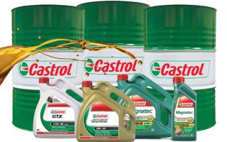 Масло Castrol 75w90