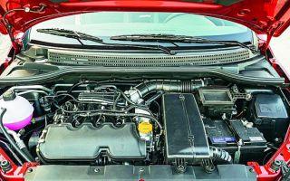 Лада Веста и поэтапная замена масла в двигателе