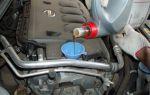Инструкция по замене моторного масла Ниссан Кашкай