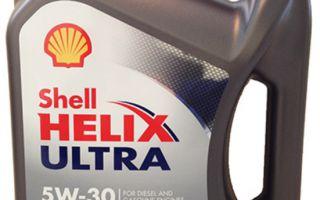 Обзор масла Shell Helix Ultra 5W-30