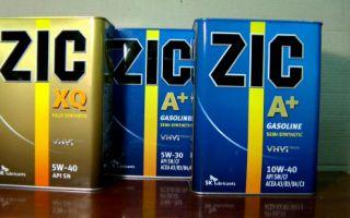 Как определить, что синтетика ZIC 5w40 является поддельным маслом?