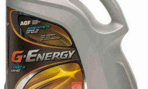 Моторное масло марки G-energy 10w 40