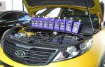 Замена масла в автоматической коробке передач Киа Сортрейдж 3