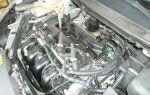 Методы удаления масла из колодцев свечей Форд Фокус