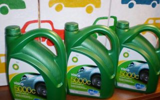 Моторное масло bp visco 5000 5w40