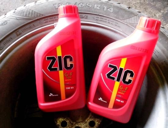 Как узнать подделку ZIC 5w40?