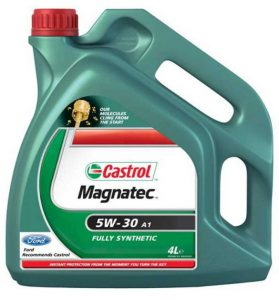 Масло Castrol 5w-30