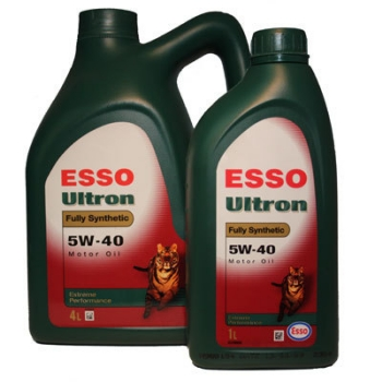 Масло Esso 5w-40