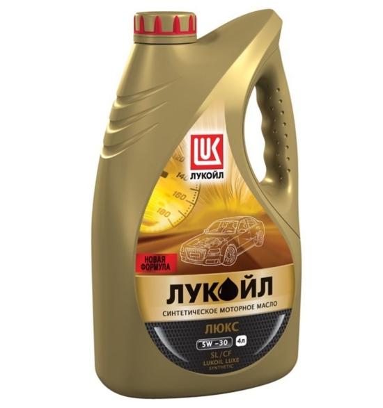 Лукойл Люкс 5w-30, 4л