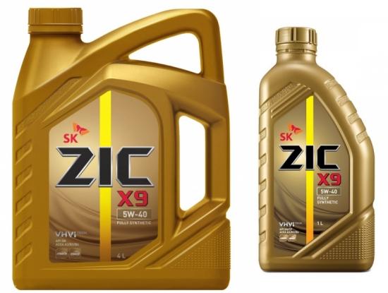 ZIC 5w-40