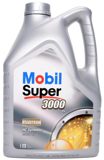 Масло Mobil Supre 5w-40