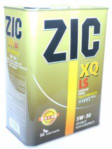 Масло ZIC 5w-30