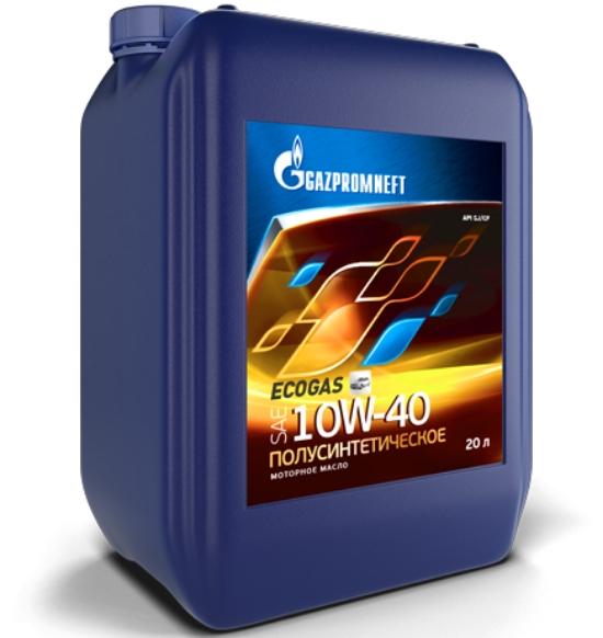 Газпромнефть 10w-40 ЭКОГАЗ