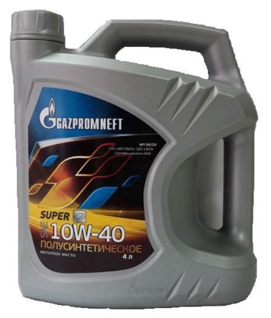 Газпромнефть 10w-40 Супер