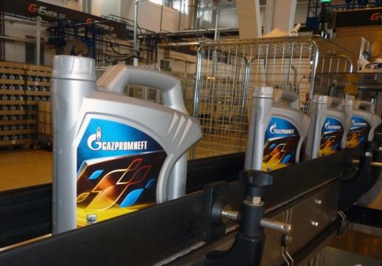 Синтетика Газпромнефть 5W-40