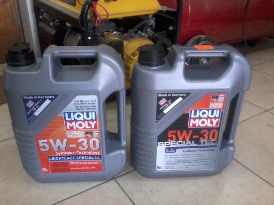 Синтетика Liqui Moly 5w-30