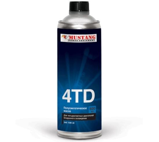 Полусинтетическое масло 4Т 10w-30