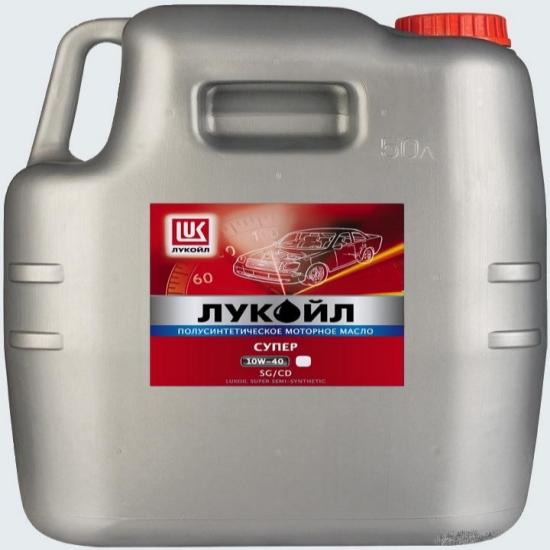 Полусинтетика Лукойл Супер 10w-40
