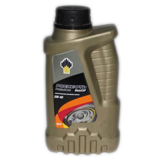 Масло 5w-40 Роснефть