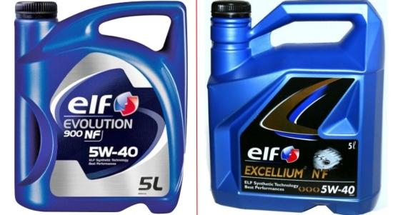 Отличие Elf Evolution 900sxr от Excellium NF