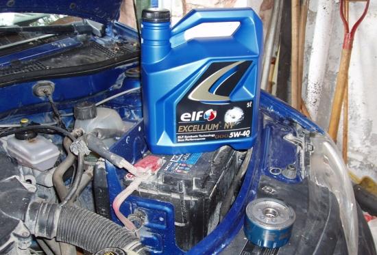 Elf Excellium NF 5w40