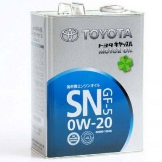 0w20 Toyota