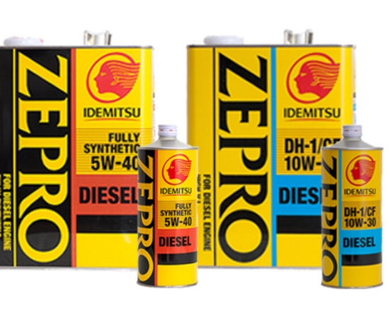 Масло Idemitsu Zepro Ddiesel