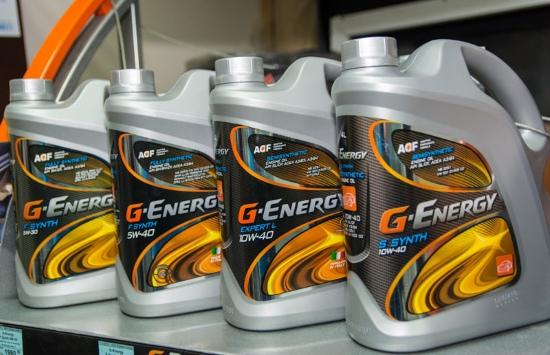 Подбор G-Energy