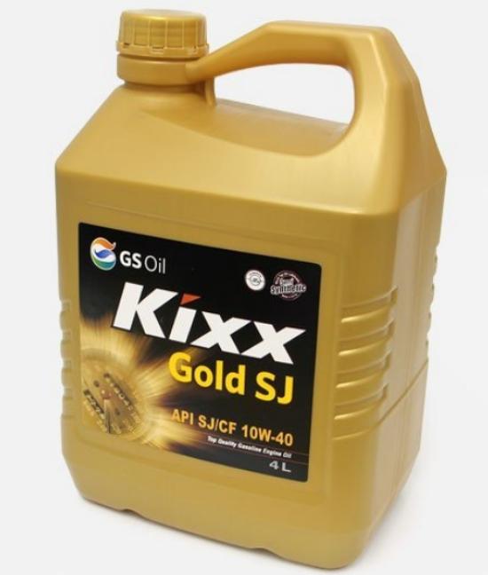 Лучшее масло Kixx 10w40