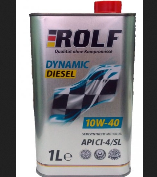 Rolf Dynamic Disel 10w40