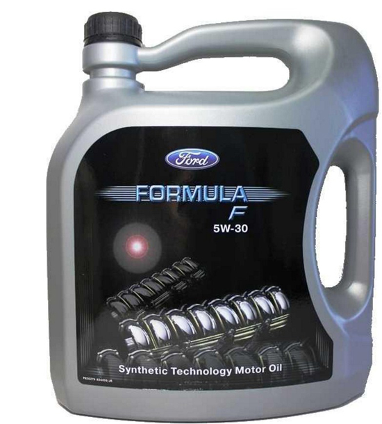 масло ford formula f-5w30