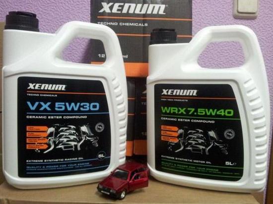 масло xenum 5w30