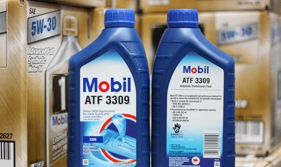 масло мобил ATF-3309