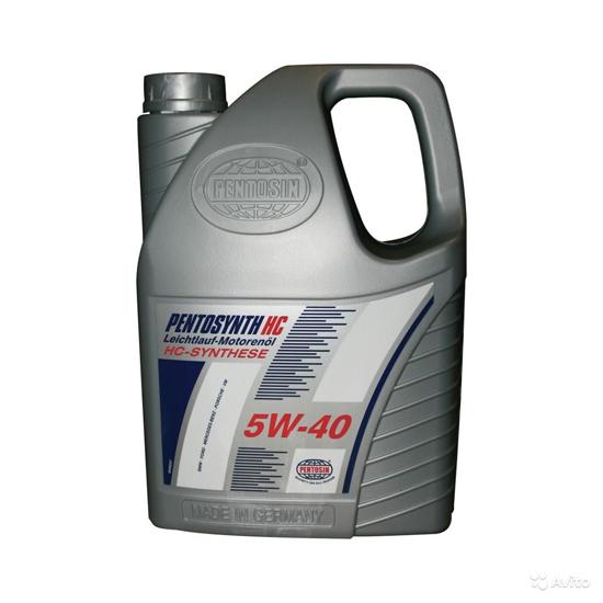 масло моторное пентосил