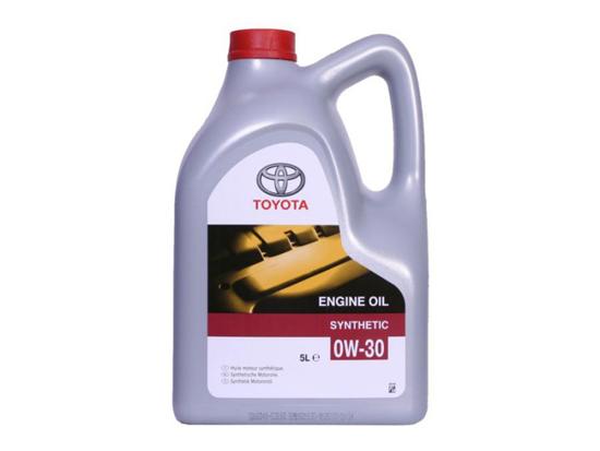масло тойота синтетика