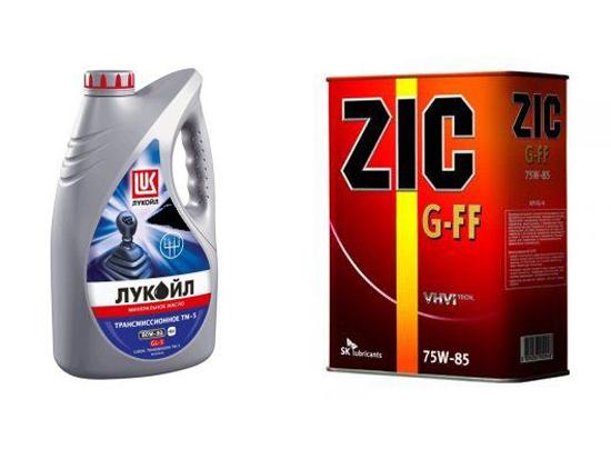 трансмиссионное масло для ВАЗ 21114