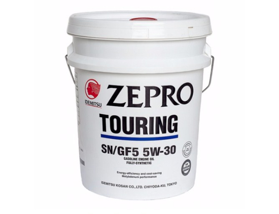 моторное масло idemitsu zepro touring 5w30