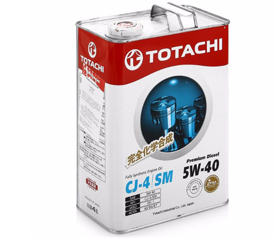Масло Totachi 5w40