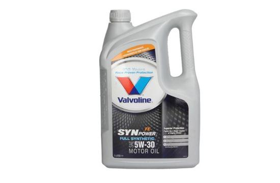 масло valvoline-synpower-5w-30