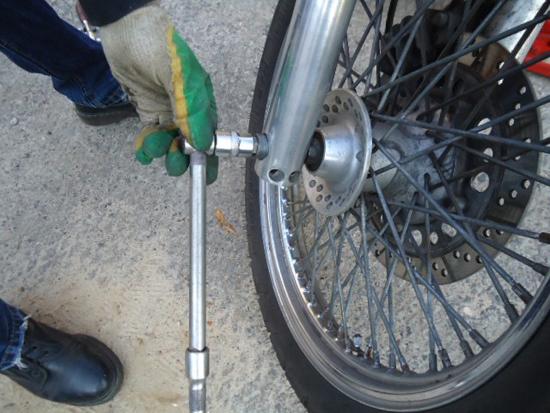 частота замены масла в вилке мотоцикла