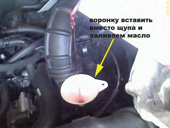 Kia ceed замена масла в акпп