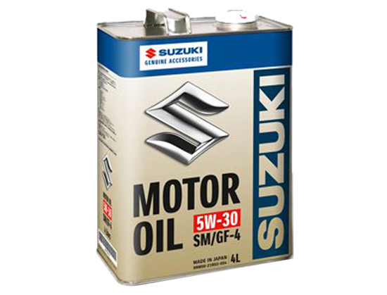 свойства масла Suzuki 5W-30