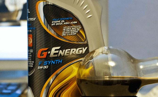 масло G-Energy 5w-30