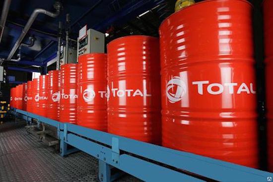 Масла Total TP Max для грузового транспорта
